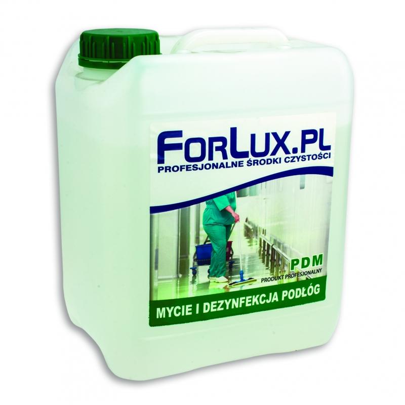 FORLUX PDM<br /> płyn do mycia i dezynfekcji podłóg