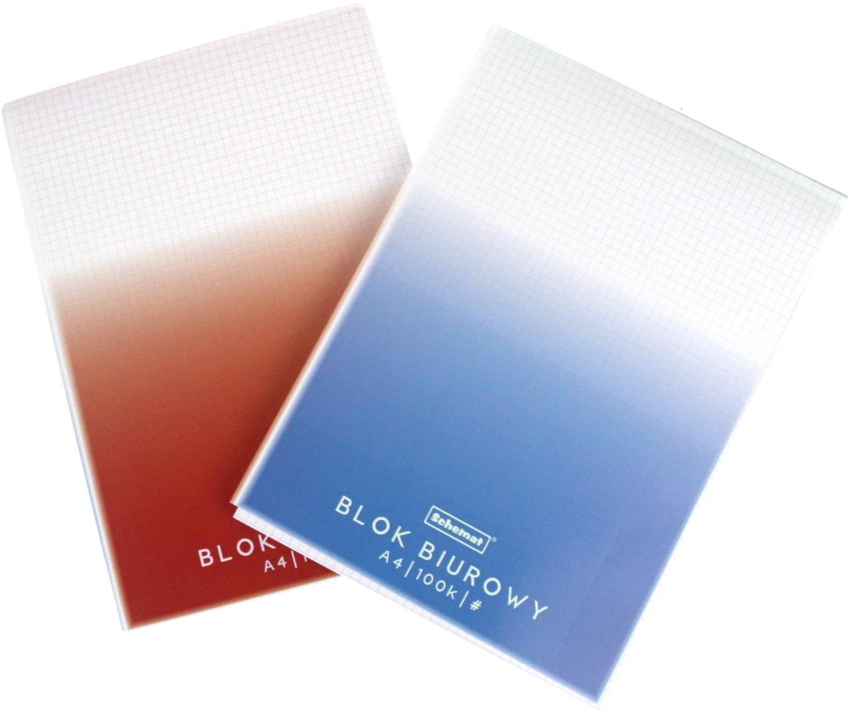 Blok biurowy A4 <br /> (100 kartek)