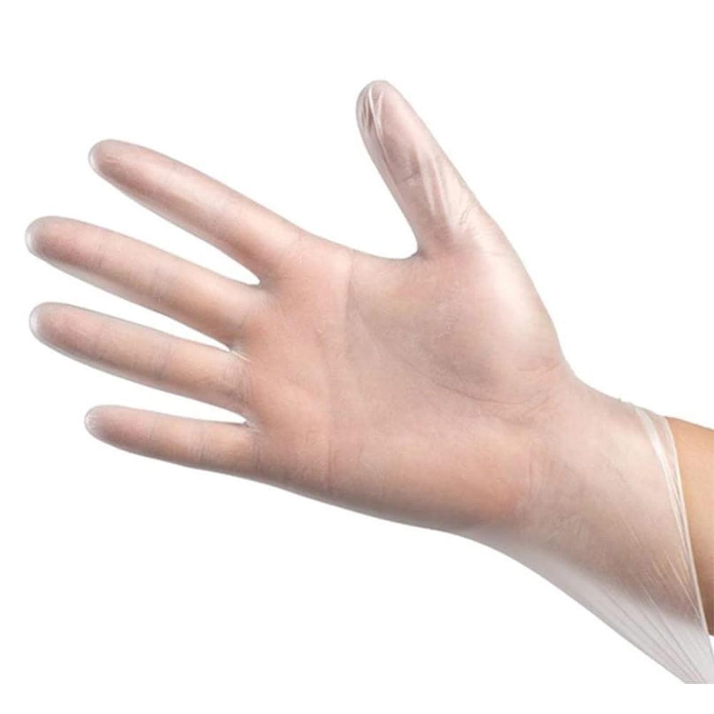 Rękawiczki winylowe
