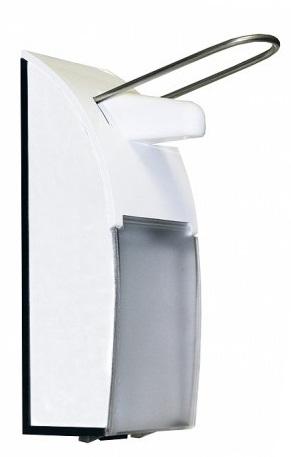 Łokciowy dozownik do<br /> dezynfekcji rąk 500 ml<br /> (naścienny)