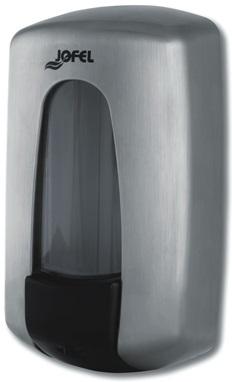 Dozownik do mydła w płynie<br /> (tworzywo ABS, niklowany)<br /> NICKEL