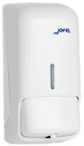 Dozownik do mydła w płynie <br /> (tworzywo ABS) <br /> AZUR MINI
