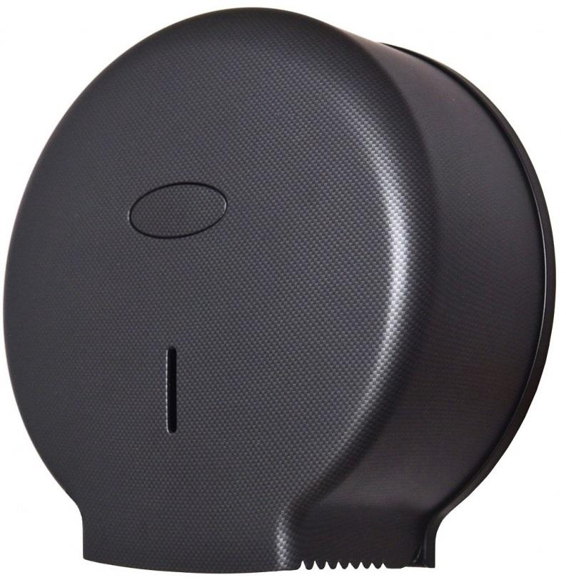 Podajnik na papier <br /> toaletowy w roli <br /> (tworzywo ABS) <br /> CARBON