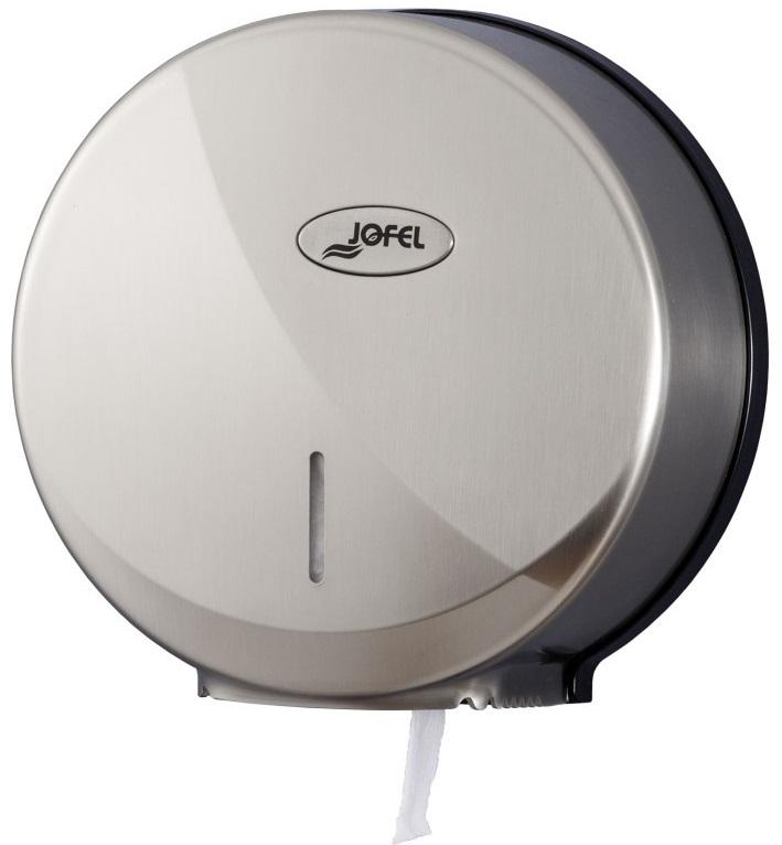 Podajnik na papier <br /> toaletowy w roli <br /> (tworzywo ABS) <br /> NICKEL