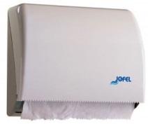 Podajnik na ręczniki <br /> papierowe w roli i ZZ <br /> (tworzywo ABS) <br /> AITANA ZZ + ROLKA